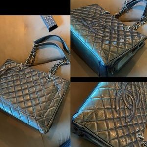 CHANEL Bags - ❤️Traded❤️🌱Chanel GST patent leather 🌱